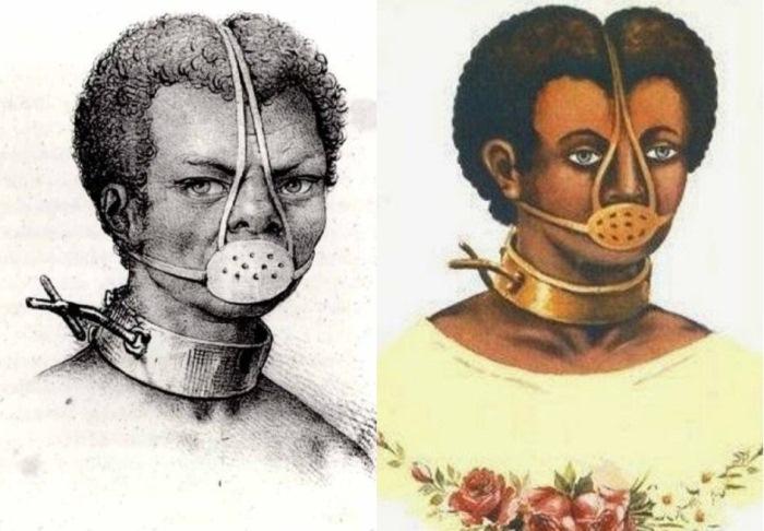 Рабыня Анастасия - символ терпения и всепрощения для бразильцев