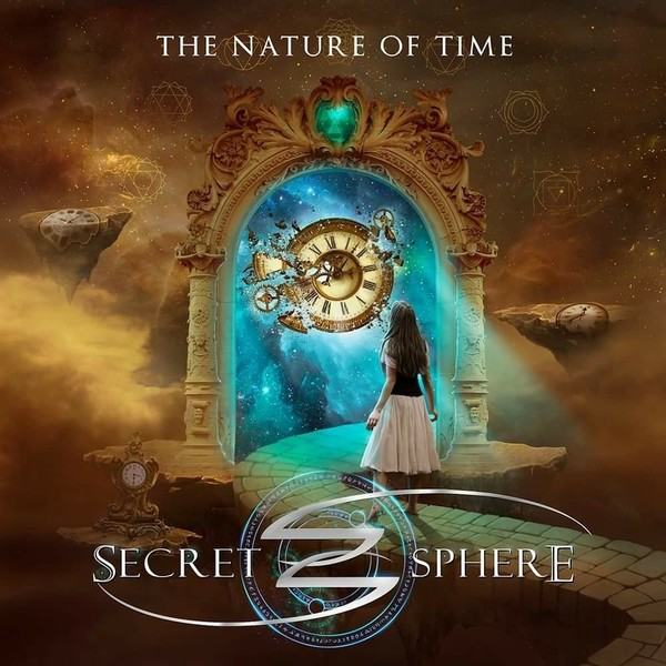 Secret Sphere - The Nature of Time 2017